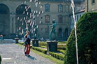 Tschechien, Prag, Garten des Waldstein-Palais, Unesco-Weltkulturerbe