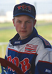 Kimi Raikkonen at the1998 Margutti Trophy