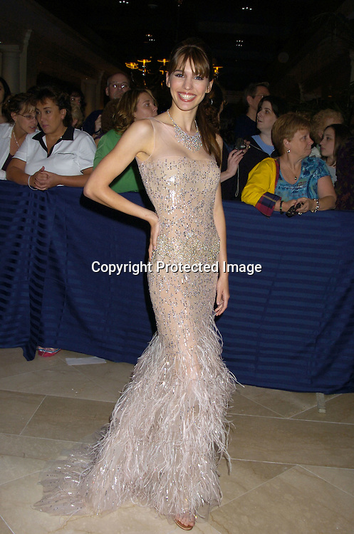 Christy Carlson Romano arriving at The 32nd Annual Daytime Emmy Awards ..at Radio City Music Hall on May 20, 2005...Photo by Robin Platzer, Twin Images