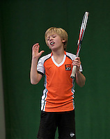20131201,Netherlands, Almere,  National Tennis Center, Tennis, Winter Youth Circuit, Fons van Sambeek <br /> Photo: Henk Koster