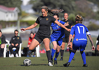 210425 Capital Women's Premier Football - Island Bay 1sts v Petone Reserves