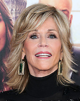 HOLLYWOOD, LOS ANGELES, CA, USA - SEPTEMBER 15: Actress Jane Fonda arrives at the Los Angeles Premiere Of Warner Bros. Pictures' 'This Is Where I Leave You' held at the TCL Chinese Theatre on September 15, 2014 in Hollywood, Los Angeles, California, United States. (Photo by Xavier Collin/Celebrity Monitor)