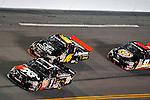 Feb 13, 2009; 8:26:47 PM; Daytona Beach, FL, USA; NASCAR Camping World Truck Series race of the NextEra Energy Resources 250 at Daytona International Speedway.  Mandatory Credit: (thesportswire.net)
