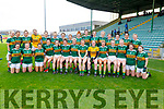 The Kerry Senior ladies team that played Armagh in Div 2 of the Lidl Ladies National Football league