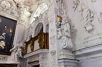 Oratorio di San Lorenzo in Palermo, Sizilien, Italien
