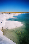 Laguna Céjar / desierto de Atacama, Chile.