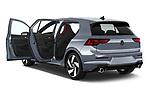 Car images of 2021 Volkswagen Golf GTI 5 Door Hatchback Doors