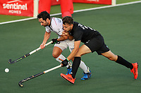 190201 Men's Pro League Hockey - NZ Black Sticks v Belgium