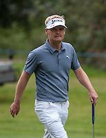 23.05.2015. Wentworth, England. BMW PGA Golf Championship. Round 3.  Soren  Kjedsen [DEN]  on the 6th hole, during the third round of the 2015 BMW PGA Championship from The West Course Wentworth Golf Club