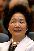 Anson Chan at the university of Hong Kong.<br />12 Mar 2007