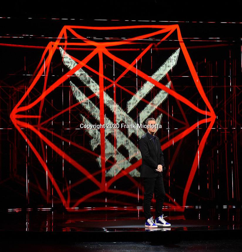 """HOLLYWOOD, CA - DECEMBER 10: Geoff Keighley appears on """"The Game Awards 2020"""" in Hollywood, California on December 10, 2020. (Photo by Frank Micelotta/PictureGroup)"""