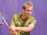16-6-09, Rosmalen, Tennis, Ordina Open 2009, Thiemo de Bakker