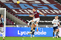 Vladimir Coufal of West Ham United during West Ham United vs Aston Villa, Premier League Football at The London Stadium on 30th November 2020