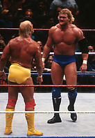 Sid Vicious & Hulk Hogan 1989<br /> Photo By John Barrett/PHOTOlink