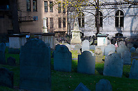 Old Granary Burial Ground, Boston MA