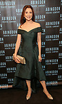 Donna Murphy attends the Abingdon Theatre Company Gala honoring Donna Murphy on October 22, 2018 at the Edison Ballroom in New York City.