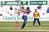 John Simpson in batting action for Middlesex during Essex Eagles vs Middlesex, Vitality Blast T20 Cricket at The Cloudfm County Ground on 18th July 2021