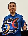 Japanese astronaut Koichi Wakata press conference