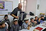 Judea, Hebron Mountain. Talmud Torah at Beth Hadassah in Hebron