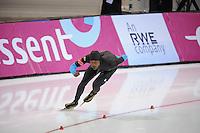 SCHAATSEN: SALT LAKE CITY: Utah Olympic Oval, 15-11-2013, Essent ISU World Cup, 1500m, Shani Davis (USA), ©foto Martin de Jong