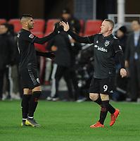 D.C. United vs Real Salt Lake, March 16, 2019