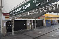 26/07/2020  - CAMPINAS INSTALA BARREIRAS SANITÁRIAS