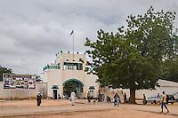 Emir's place Argungu<br /> Kebbi State, Nigeria.