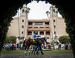 JULY 24, 2021: Smooth Like Strait with Umberto Rispoli at the Eddie Read Stakest the Del Mar Fairgrounds in Del Mar, California on July 24, 2021. Evers/Eclipse Sportswire/CSM