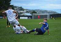 210529 Central League Football - Miramar Rangers v Wellington Olympic