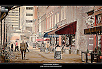 Lunchtime Stroll | Market Square Knoxville, TN by Jim Servies Photography