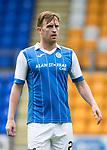 St Johnstone FC season 2017-18<br />Liam Craig<br />Picture by Graeme Hart.<br />Copyright Perthshire Picture Agency<br />Tel: 01738 623350  Mobile: 07990 594431