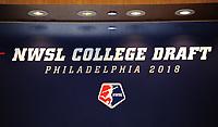 2018 NWSL Draft, January 18, 2018