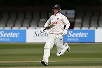 Essex skipper Tom Westley adds to the total during Essex CCC vs Worcestershire CCC, LV Insurance County Championship Group 1 Cricket at The Cloudfm County Ground on 8th April 2021
