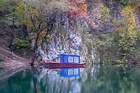 Kanjon Dervente, Serbia.