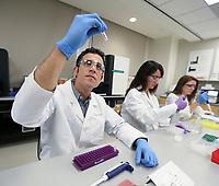 May 20, 2016. I San Diego, CA. USA. | Lab photos at Illumina. |Photos by Jamie Scott Lytle. Copyright.