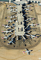 Charlotte Douglas International Airport Aerial Photography
