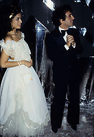 Jagger Rubell6247.JPG<br /> New York, NY 1977 FILE PHOTO<br /> Bianca Jagger Steve Rubell<br /> Digital photo by Adam Scull-PHOTOlink.net<br /> ONE TIME REPRODUCTION RIGHTS ONLY<br /> NO WEBSITE USE WITHOUT AGREEMENT<br /> 718-487-4334-OFFICE  718-374-3733-FAX