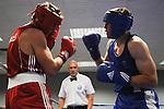Kody Davies (Wales) Vs. Joseph Goodall (Aus) - Kody wins 19-18..Boxing - Wales v Australia WABA - 2nd November 2012 - Sophia Gardens - Cardiff - Wales - UK..© www.sportingwales.com- PLEASE CREDIT IAN COOK - SPORTINGWALES
