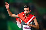 Lima, Peru -  24/August/2019 -  Guillaume Ouellet competes in the men's 1500m T13 final at the Parapan Am Games in Lima, Peru. Photo: Dave Holland/Canadian Paralympic Committee.