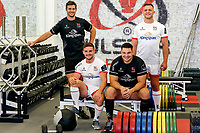 270819 - Ulster Rugby Kit Launch