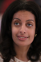 Photo d'archive de Dominique Anglade<br /> , janvier 2016<br /> <br /> Elle se presente a la course a la chefferie 2020 du Parti Liberal du Quebec<br /> <br /> PHOTO : : Agence Quebec Presse