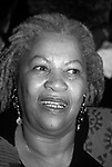 """Toni Morrison Photographed at the Premiere of """"Beloved"""" at the Ziegfeld in New York City.<br />October 8, 1998."""