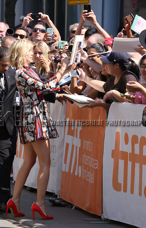 Kristen Wiig attends the 'Welcome To Me' premiere during the 2014 Toronto International Film Festival at Princess of Wales Theatre on September 5, 2014 in Toronto, Canada.