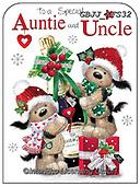 Jonny, CHRISTMAS ANIMALS, WEIHNACHTEN TIERE, NAVIDAD ANIMALES, paintings+++++,GBJJXFS32,#xa#