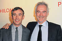 """NEW YORK, NY - NOVEMBER 12: Steve Coogan, Martin Sixsmith at the New York Premiere Of The Weinstein Company's """"Philomena"""" held at Paris Theater on November 12, 2013 in New York City. (Photo by Jeffery Duran/Celebrity Monitor)"""