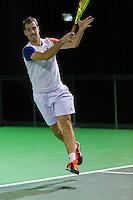 ABN AMRO World Tennis Tournament, Rotterdam, The Netherlands, 14 februari, 2017, Richard Gasquet (FRA)<br /> Photo: Henk Koster