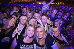 """© Joel Goodman - 07973 332324 . 22/08/2014 .  Manchester , UK . Anastacia fans in front of the main stage in the car park . Manchester Pride """" Big Weekend """" in Manchester's """" Gay Village """" today ( 22nd August 2014 ) . Photo credit : Joel Goodman"""
