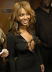 Beyonce Knowles at the preview of her new movie The Fighting Temptations Tuesday Sept. 9,2003 at the Edwards Grand Palace Theaters.