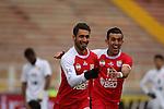 TRACTORSAZI TABRIZ (IRN) vs AL JAZIRA (UAE) during their AFC Champions League Group C match on 24 February 2016 held at the Yadegar Emam Stadium, in Tabriz, Iran. Photo by Stringer / Lagardere Sports