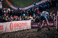 Jakub Sulc (CZE)<br /> <br /> U23 Men's Race<br /> UCI CX Worlds 2018<br /> Valkenburg - The Netherlands